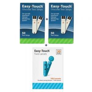 EasyTouch Glucose Test Strips