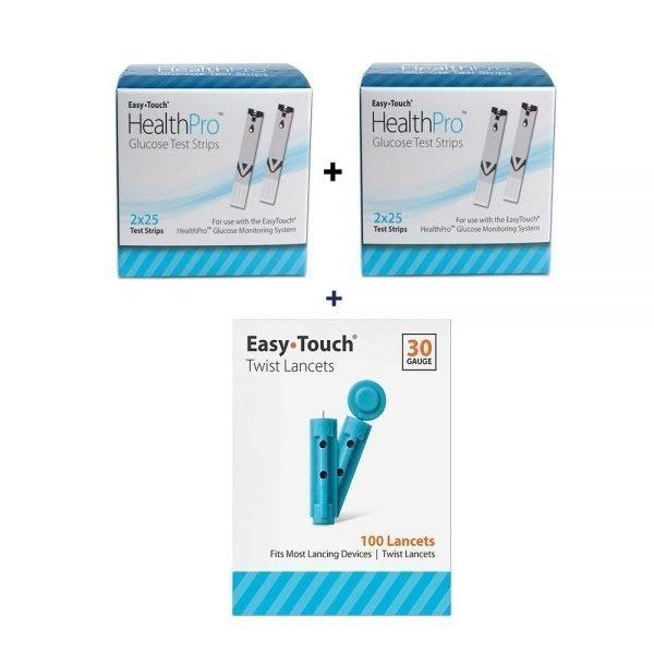 EasyTouch-HealthPro-Glucose-Test-Strips